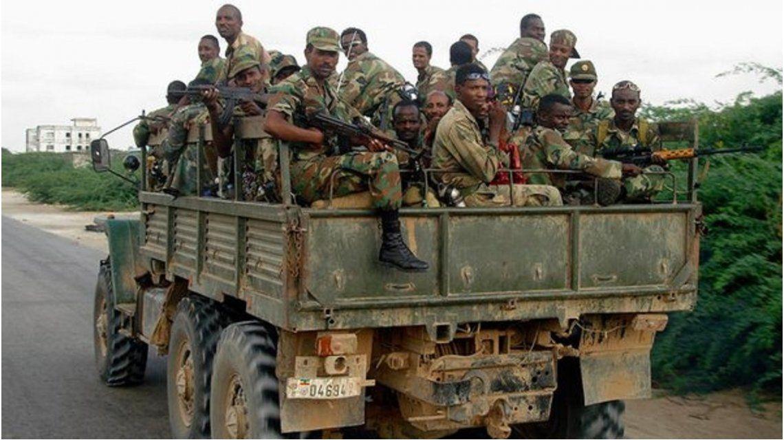 Un grupo armado asesinó a 140 personas en Etiopía
