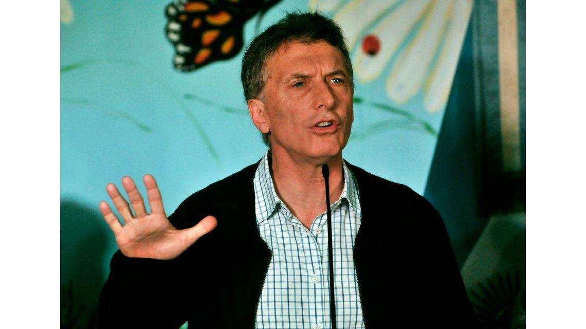 Macri anunció la universalización de la AUH y devolución del IVA a jubilados