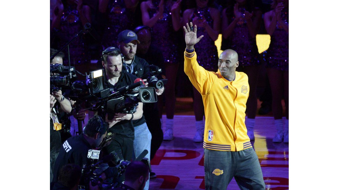 De película  Así fue el último partido de Kobe Bryant  f98abe94afe
