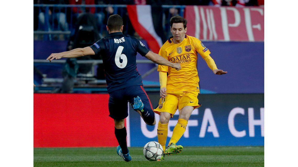 Heroico: el Atlético de Simeone eliminó al Barça y está en semis de Champions