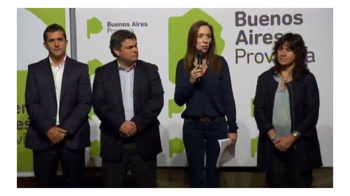 Vidal anunció un aumento de 15% a jubilados y pensionados de la Provincia