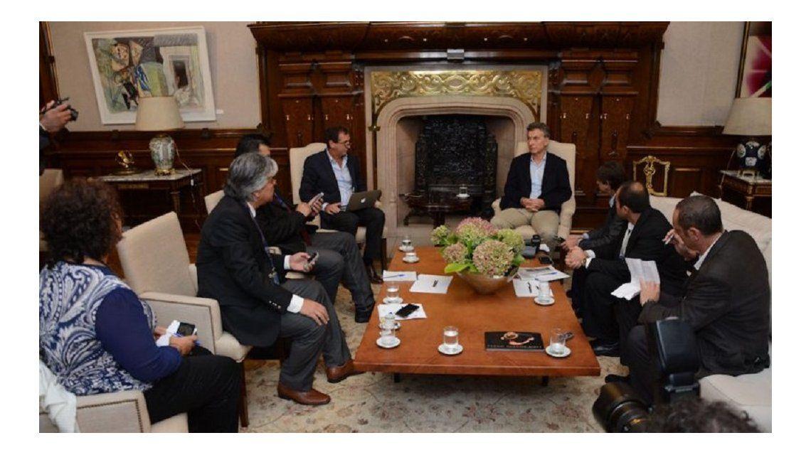Macri dijo que no se arrepiente de figurar en una empresa  offshore