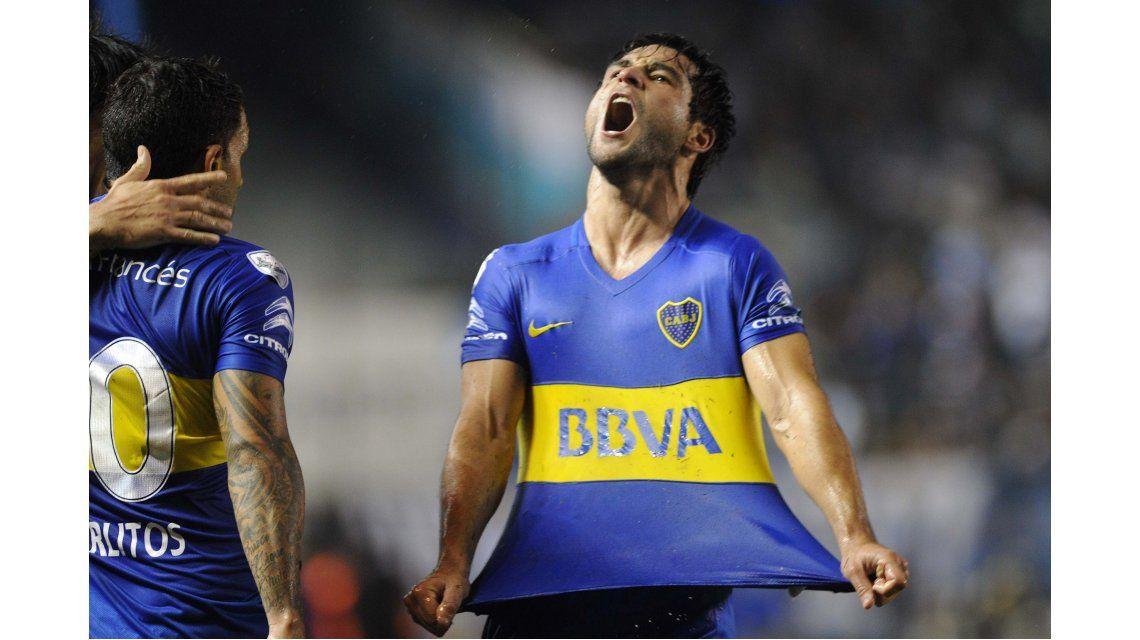 En su mejor momento en Boca, se lesionó Lodeiro y se pierde lo que resta de la temporada