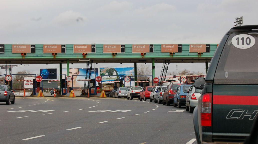 El peaje de la autopista Bs.As.-La Plata ya se puede pagar con SUBE