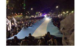 Masiva movilización desde el sur del Conurbano para apoyar a Cristina
