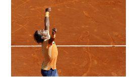 Nadal volvió a coronarse en Montecarlo y se perfila para Roland Garros