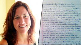 Anécdota conmovedora: contó por qué aprobó a una alumna que no sabía nada