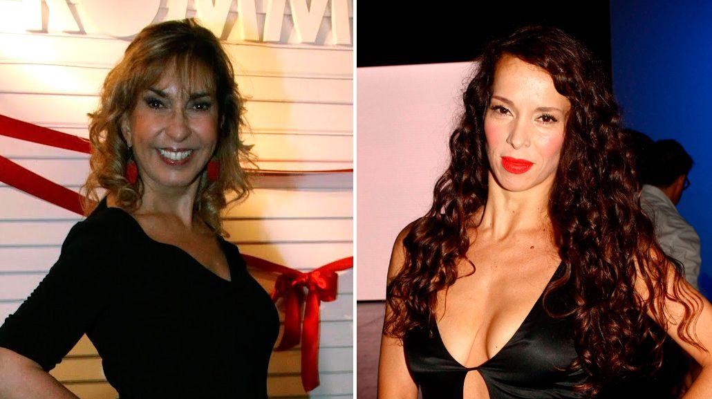 Georgina Barbarossa y Victoria Onetto, la apuesta de Canal 9 para su nuevo magazine