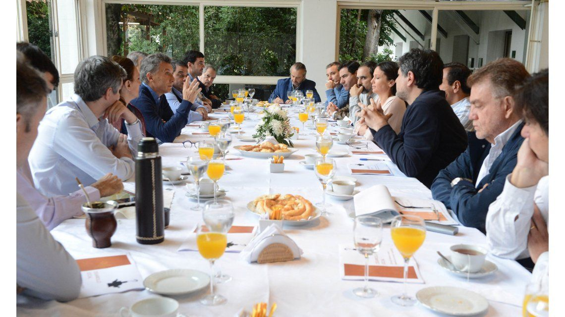 Macri anunciará un paquete de medidas sociales desde Olivos