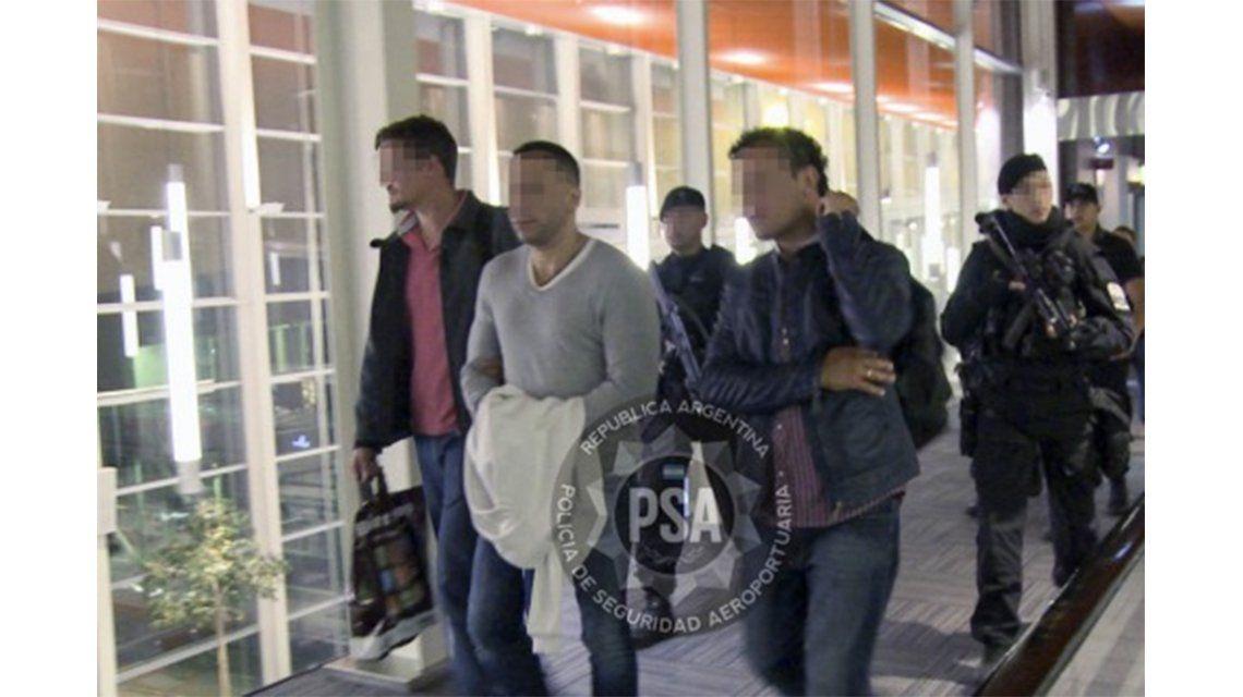 Extraditaron a la Argentina al Gato Seco, el narco que lavó US$ 900 millones