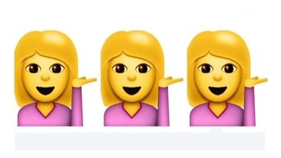 Conocé la historia que hay detrás de este emoji de WhatsApp