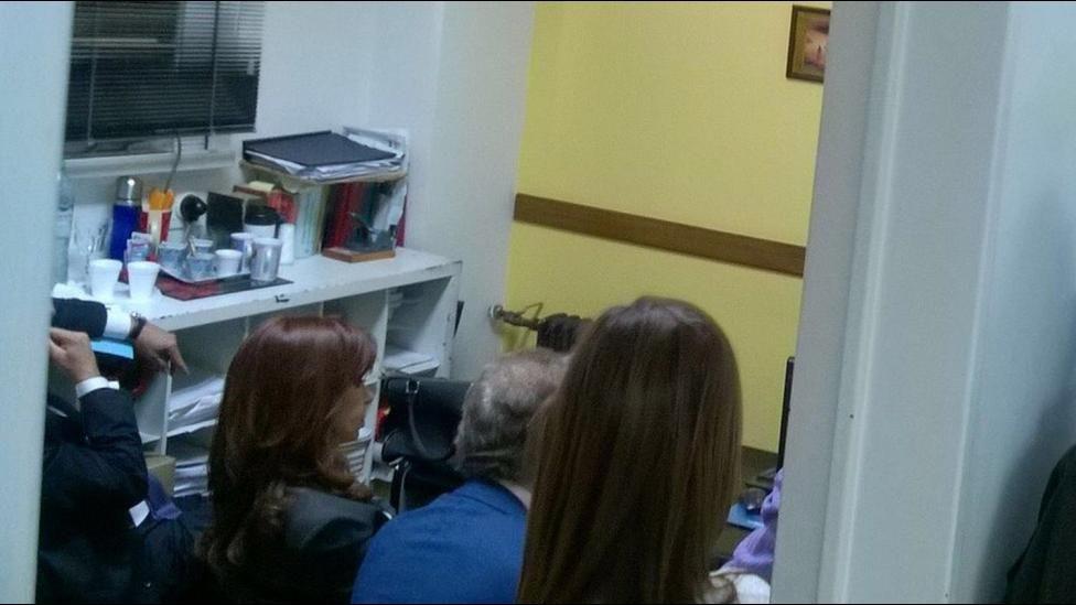 Cristina denunció a Bonadio ante el Consejo de la Magistratura