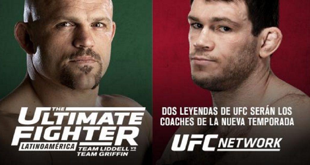 Dos leyendas de la UFC serán los entrenadores del nuevo reality
