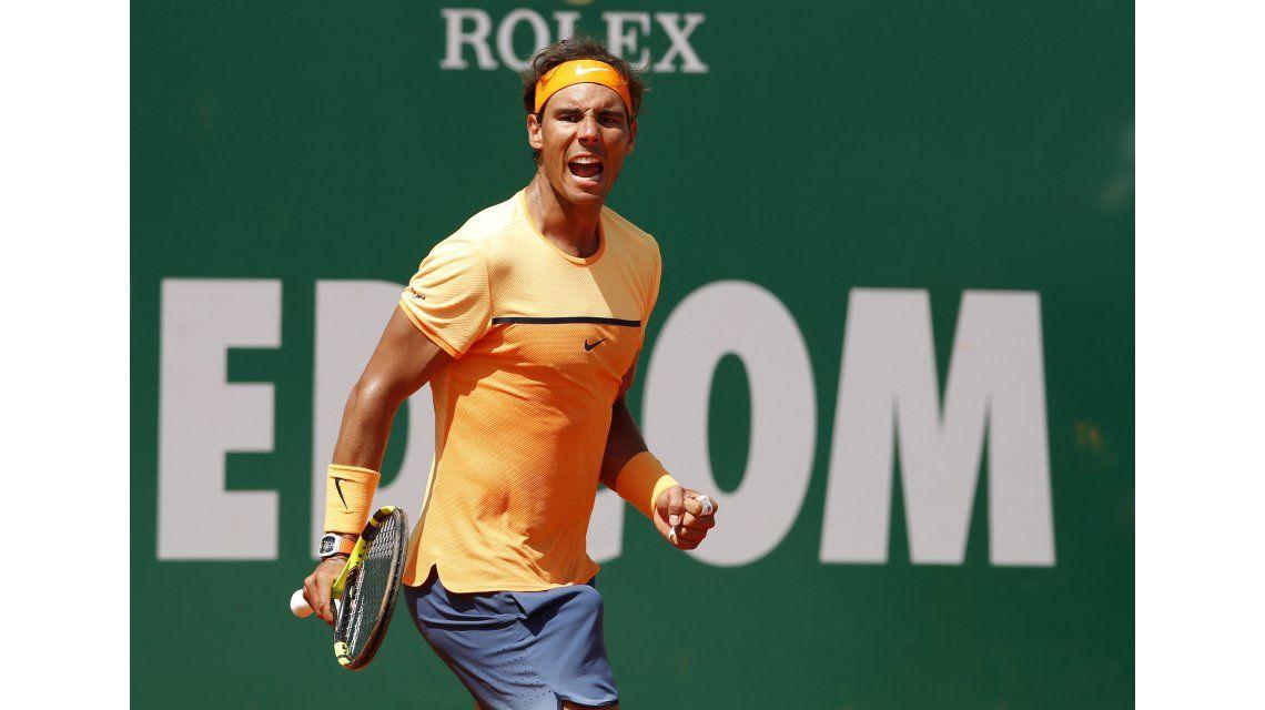Nadal avanzó a semis y Federer fue eliminado en el Masters 1000 de Montecarlo