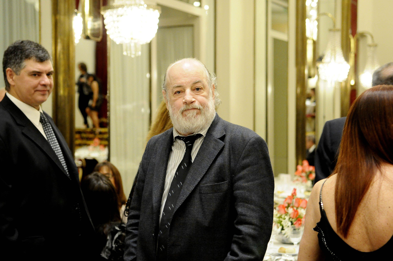 El juez federal Claudio Bonadio<br>