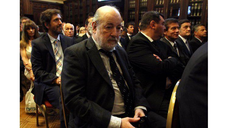 Juez federal Claudio Bonadio
