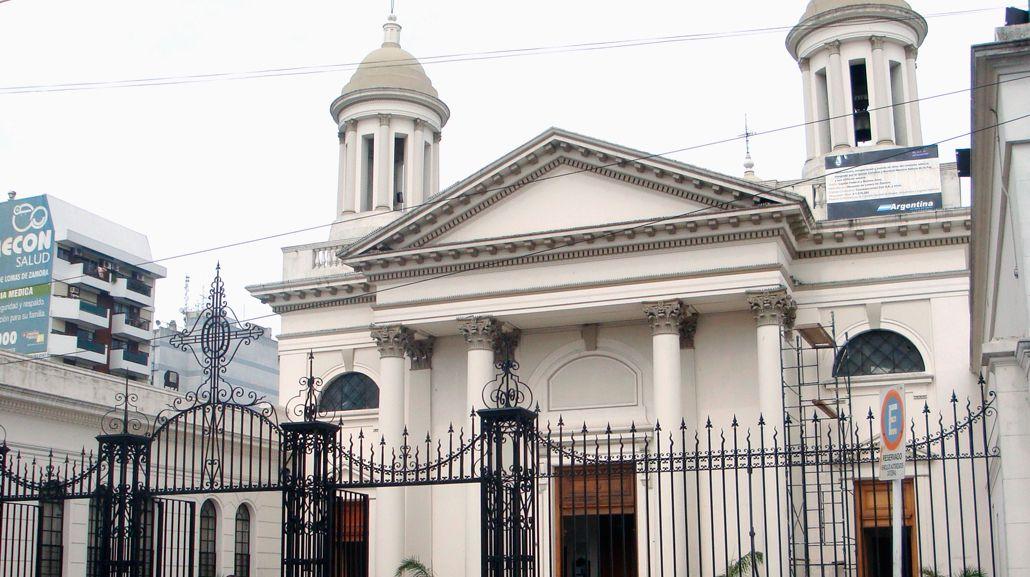 Abusaron de una nena en la Catedral de Lomas de Zamora