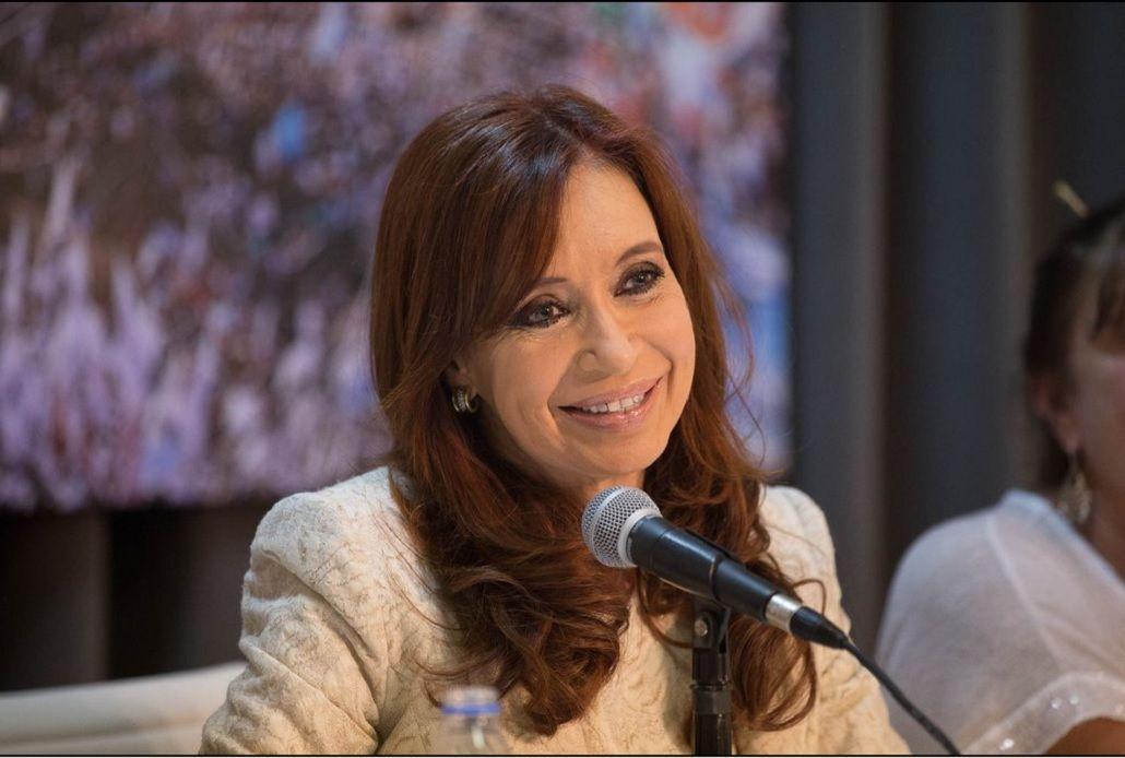 Cristina Kirchner se reunió con Abuelas de Plaza de Mayo