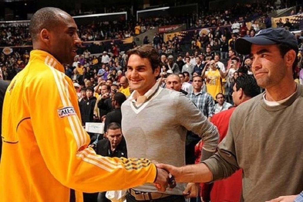 De leyenda a leyenda: el homenaje de Federer a Kobe Bryant por su despedida