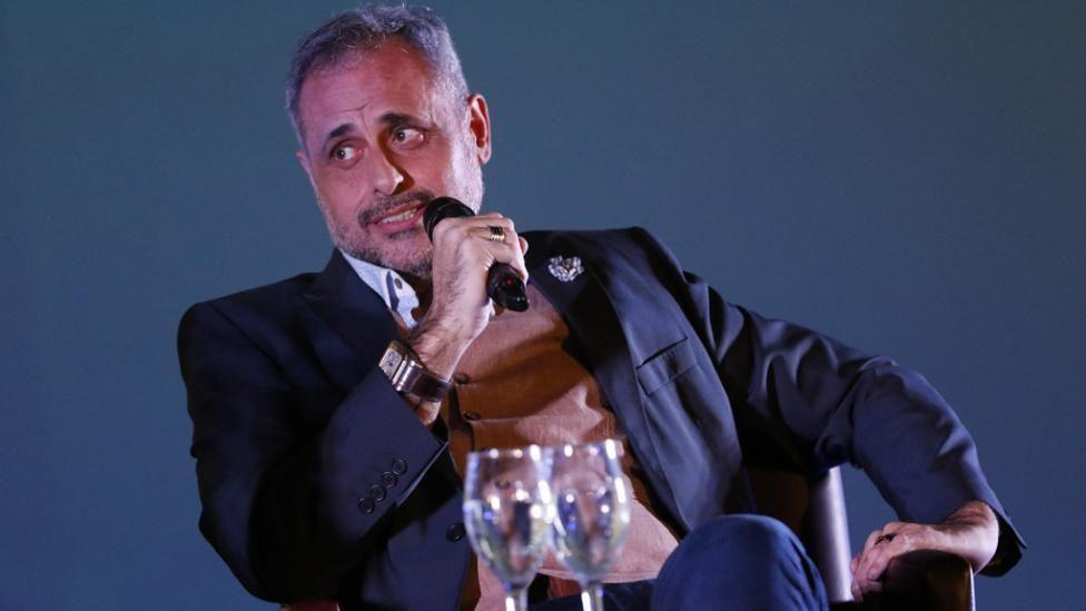 El hilarante comentario de Jorge Rial en vivo que no le cayó bien a Fabián Doman: Negro, estás caliente