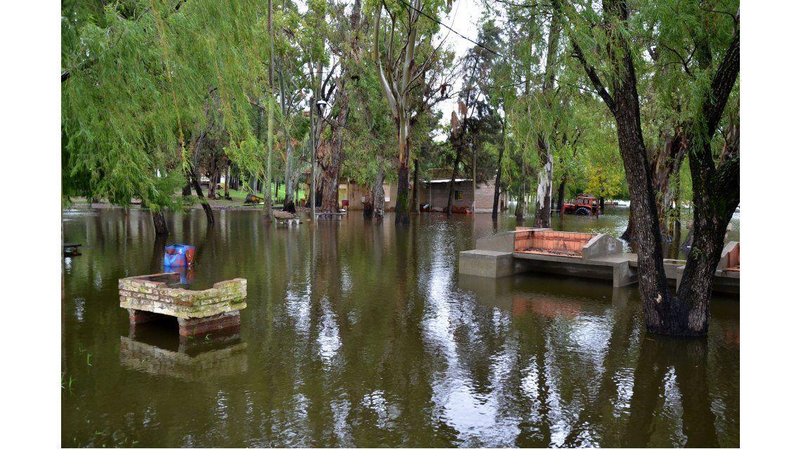 Hay 7.000 evacuados y más de 15.000 afectados por las inundaciones en el Litoral