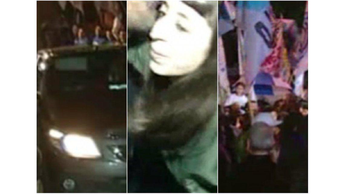 Florencia Kirchner espera a Cristina en su casa de Recoleta