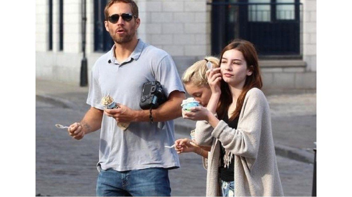 La hija de Paul Walker recibirá una indemnización millonaria por la muerte de su papá