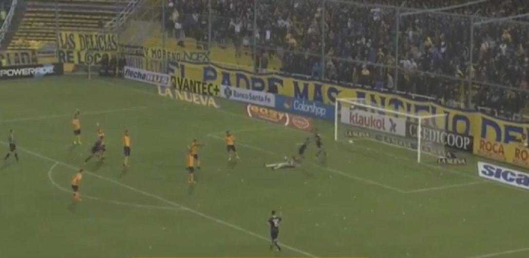 Vélez se lo dio vuelta a Central y silenció el Gigante de Arroyito