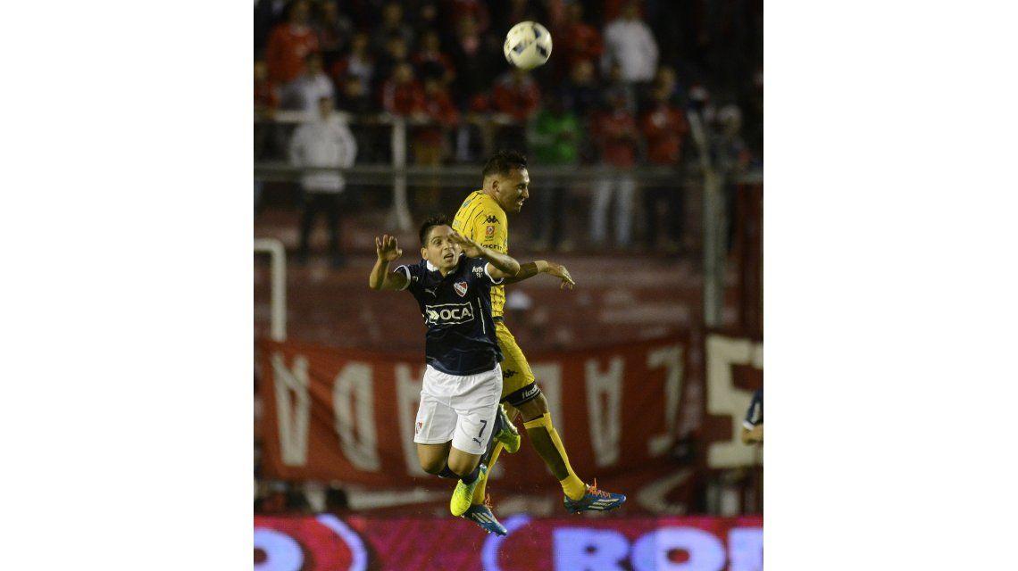 Independiente no pudo ante Olimpo y empató sin goles en Avellaneda