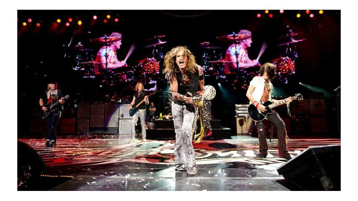 ¿El final de Aerosmith? La banda planea su última gira
