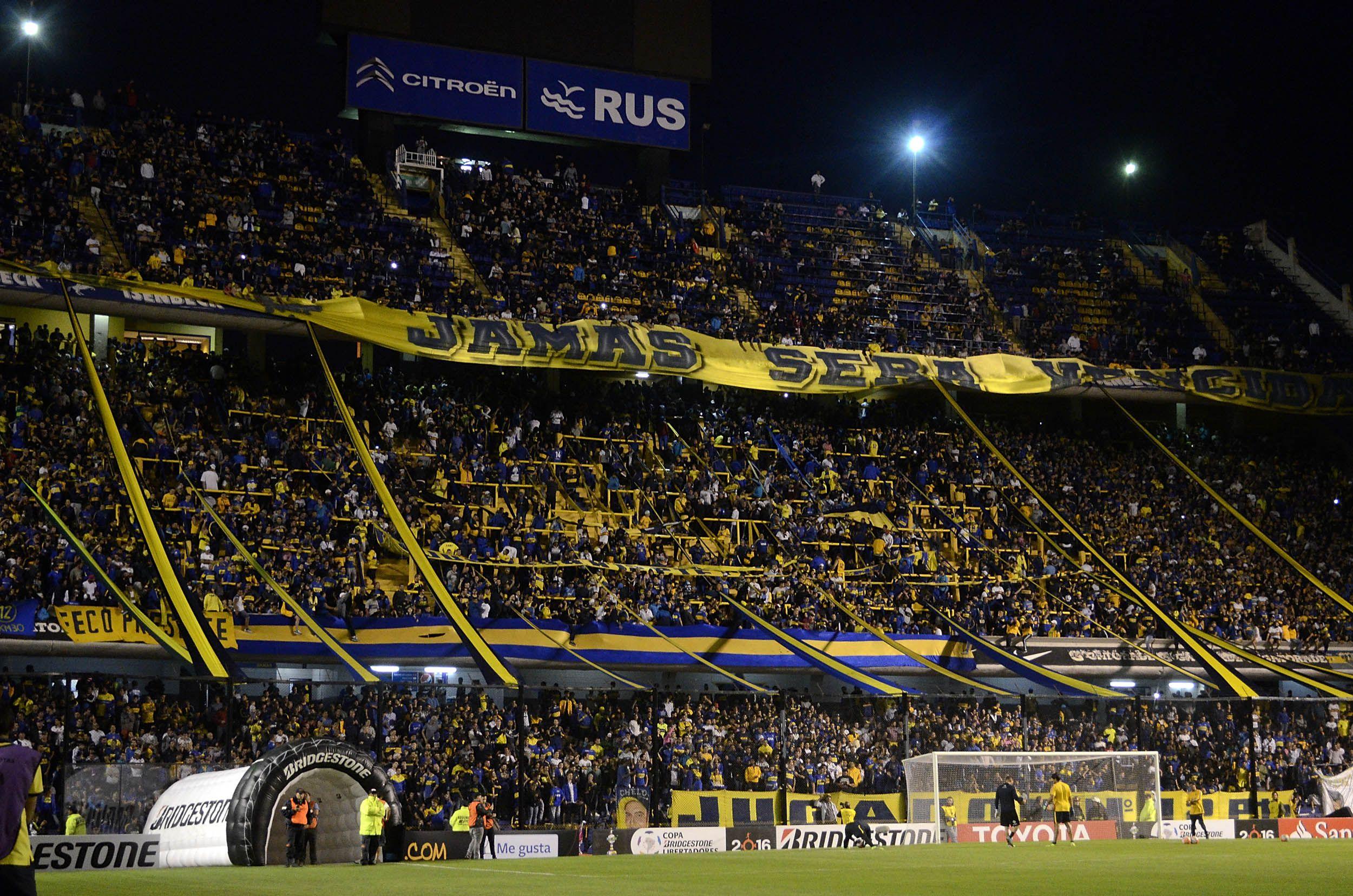 ¿Poca ilusión? Boca devolvió 2800 entradas para la semi de la Libertadores