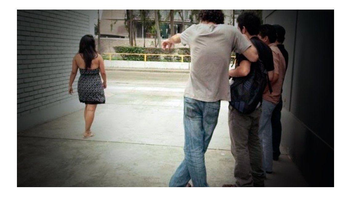 Acoso callejero: casi la mitad de las porteñas fueron perseguidas por hombres