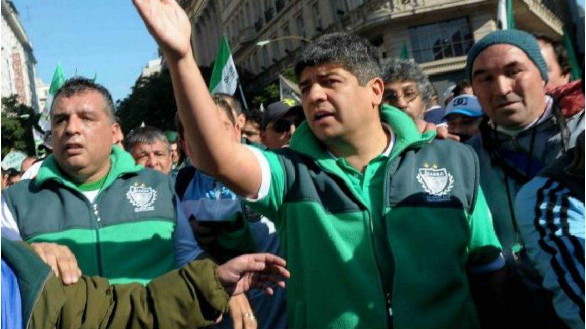 Pablo Moyano: El Gobierno siente amor por empresarios y odio por trabajadores