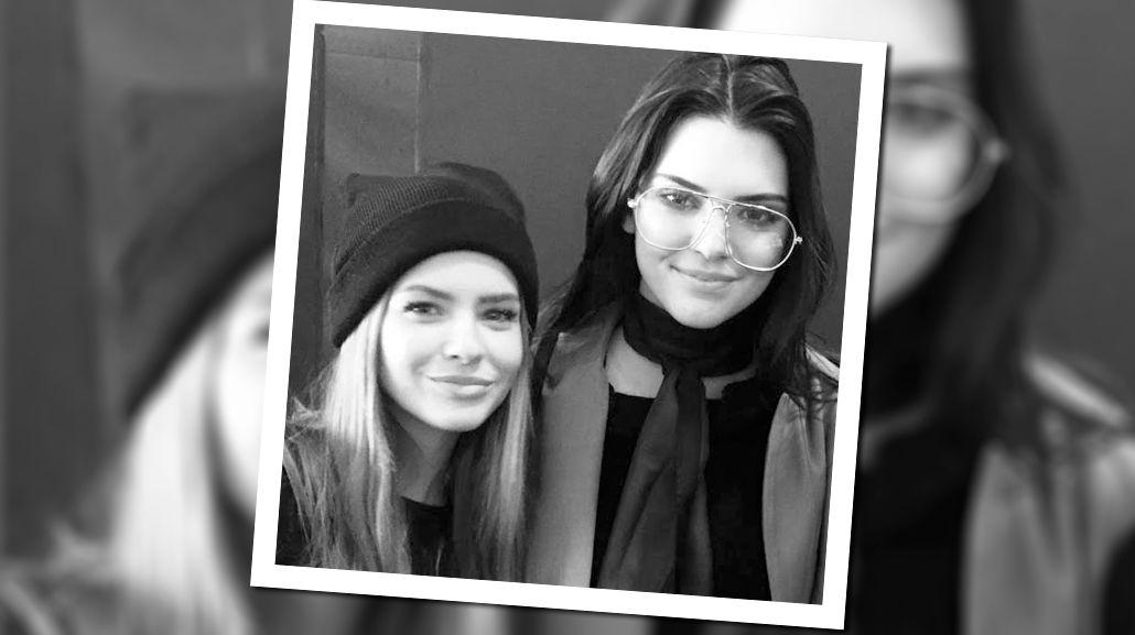 Después del video de Vicuña, la foto buena onda de la China Suárez con Kendall Jenner