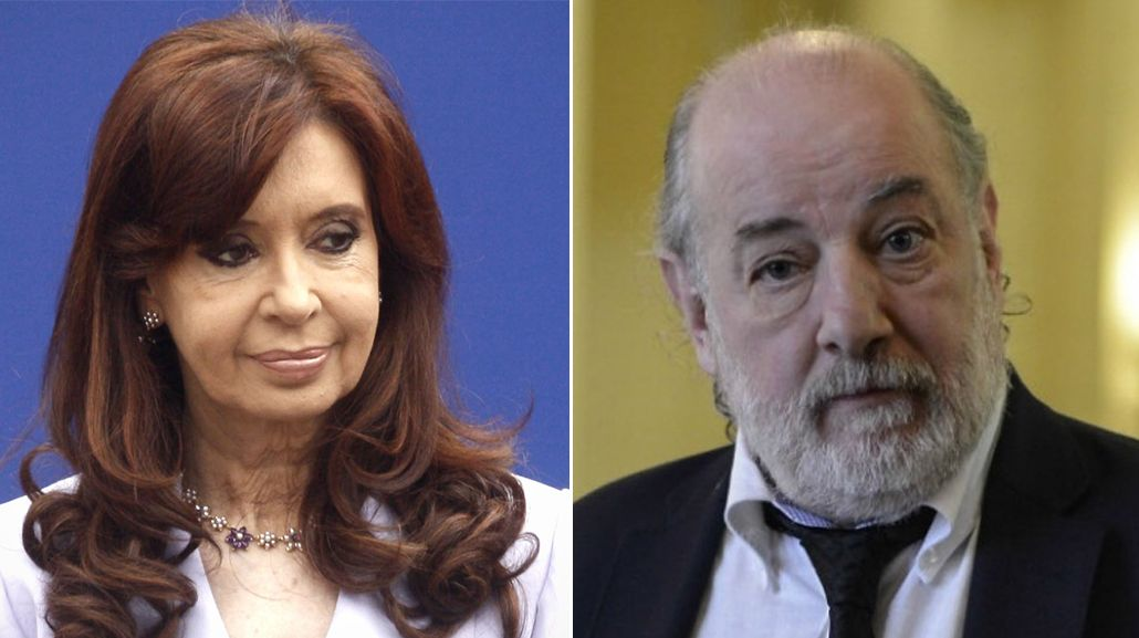 Cristina Kirchner compartió fragmentos de su recusación al juez Bonadio
