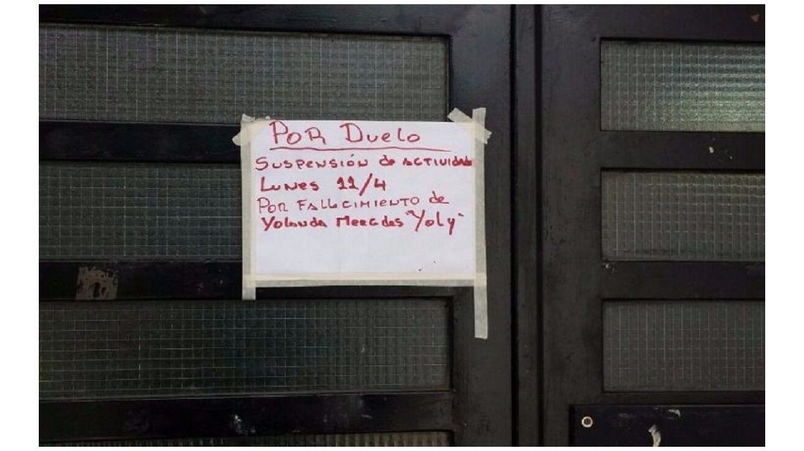 Denunciaron penalmente a Vidal por la muerte de una auxiliar docente
