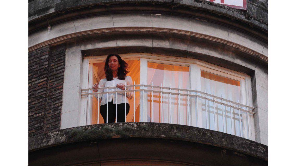 Habló el portero de Cristina Kirchner y reveló detalles del día a día con la ex presidenta