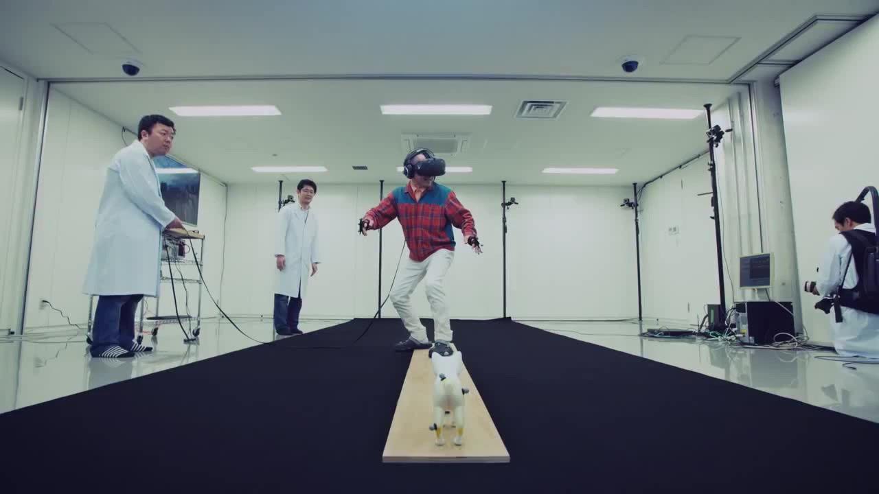 Abre en Tokio un local dedicado a juegos de realidad virtual
