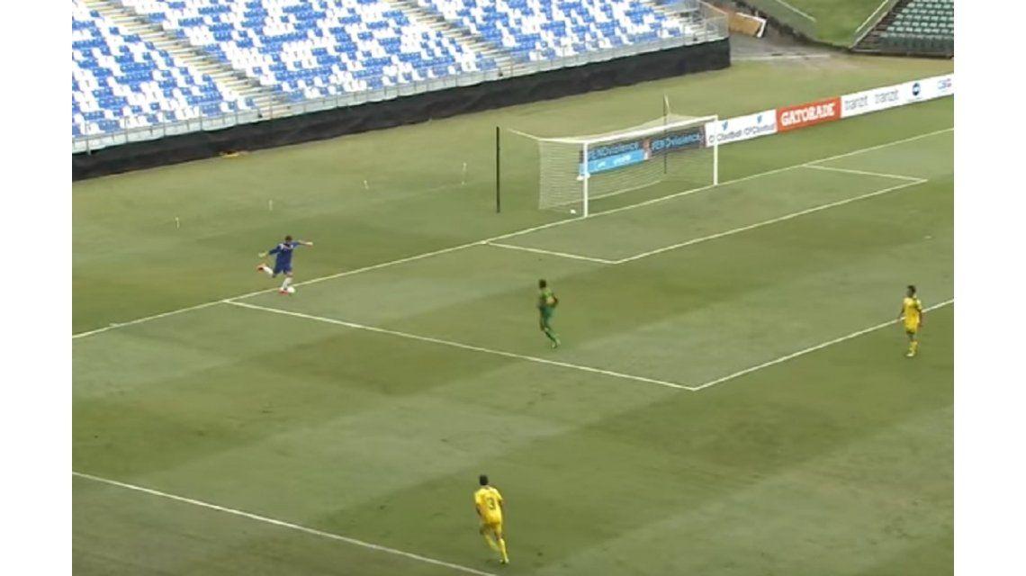VIDEO: El gol en contra más inexplicable de la historia