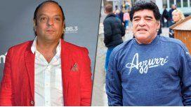 Baby Etchecopar: Maradona es un merquero y nos hizo quedar como el cu... en todos lados