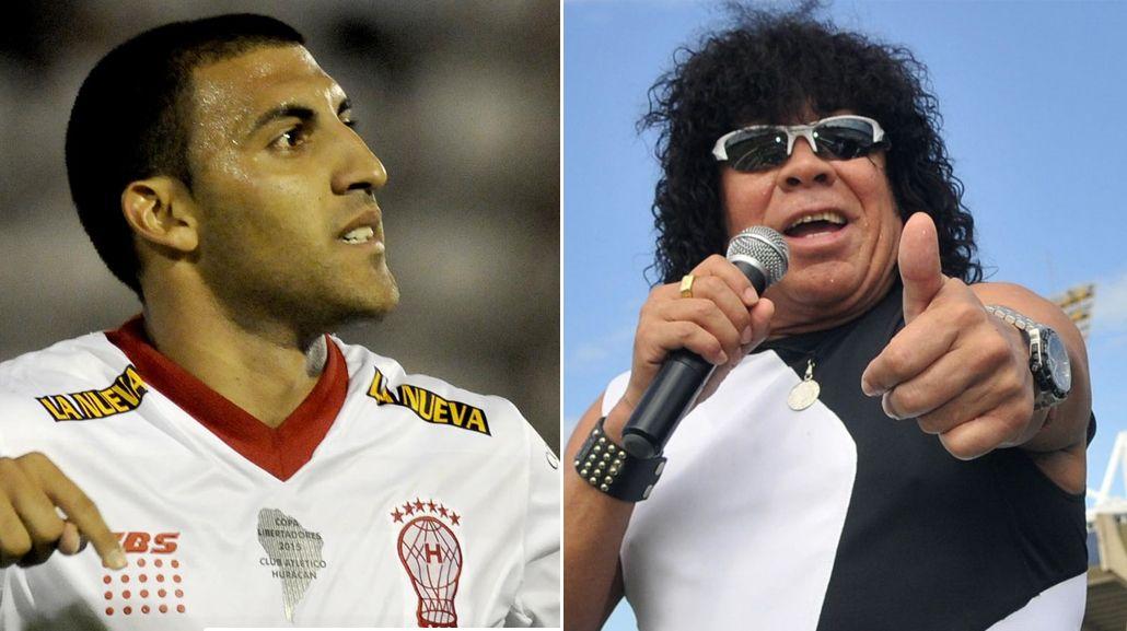 El apoyo menos pensado: la Mona Jiménez se rinde ante el jugador del momento