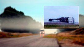 Alerta en Tornquist por una nube tóxica