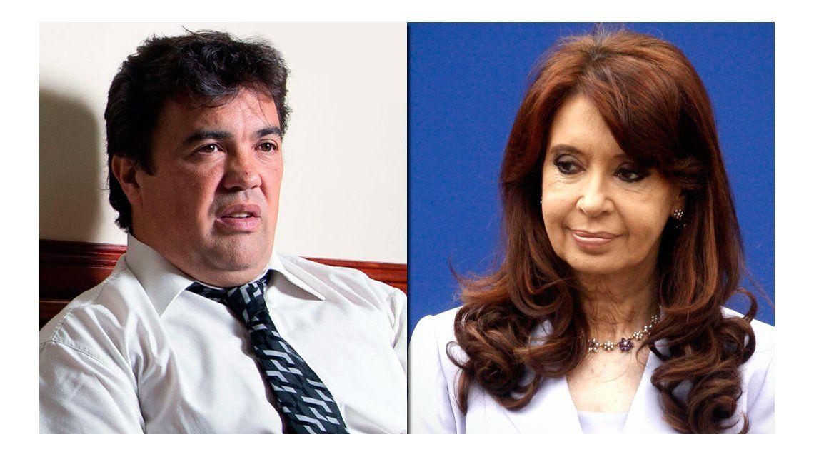 Primer pedido de juicio político a Marijuan por el polémico audio sobre CFK