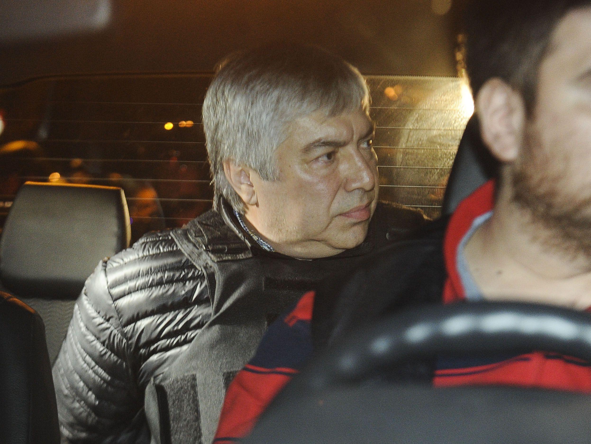Es inminente el procesamiento de Lázaro Báez por lavado de dinero