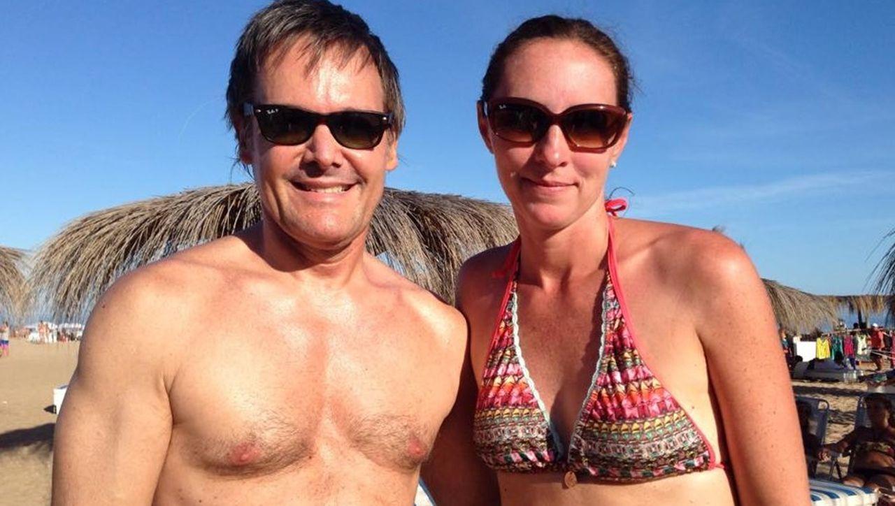 Allanaron el departamento del hermano Farré por amenazas a Sandra Schaefer