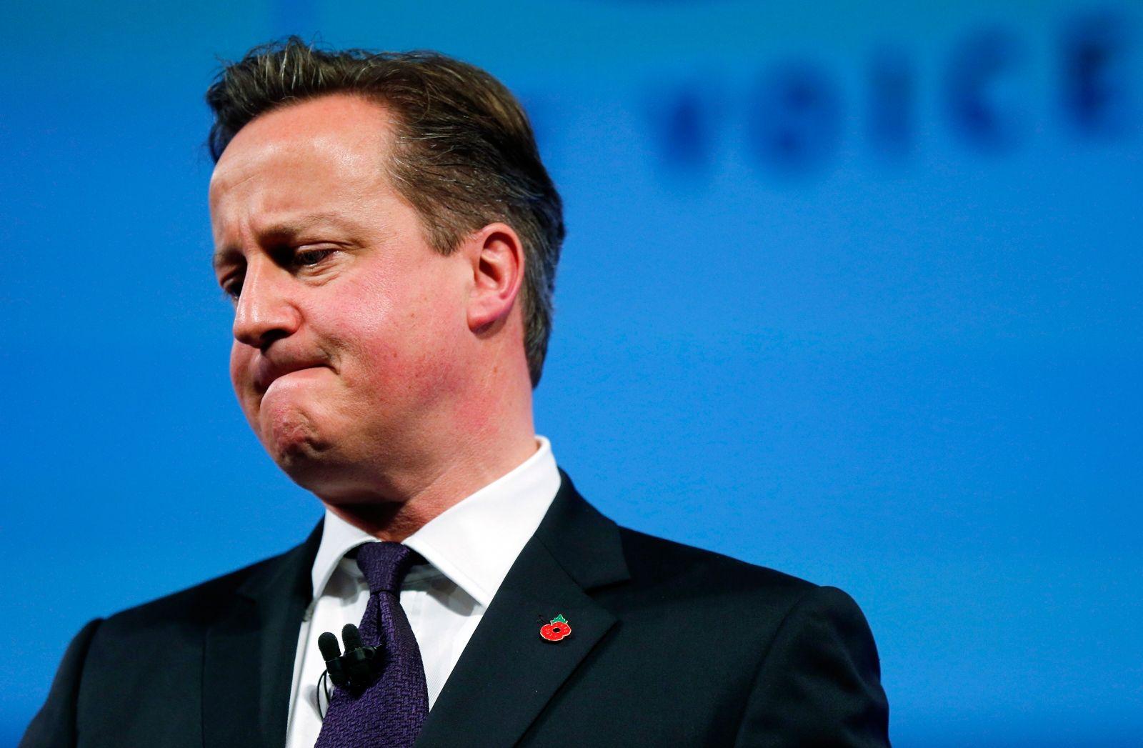 #PanamaPapers: Cameron reconoció que tuvo acciones de un fondo offshore