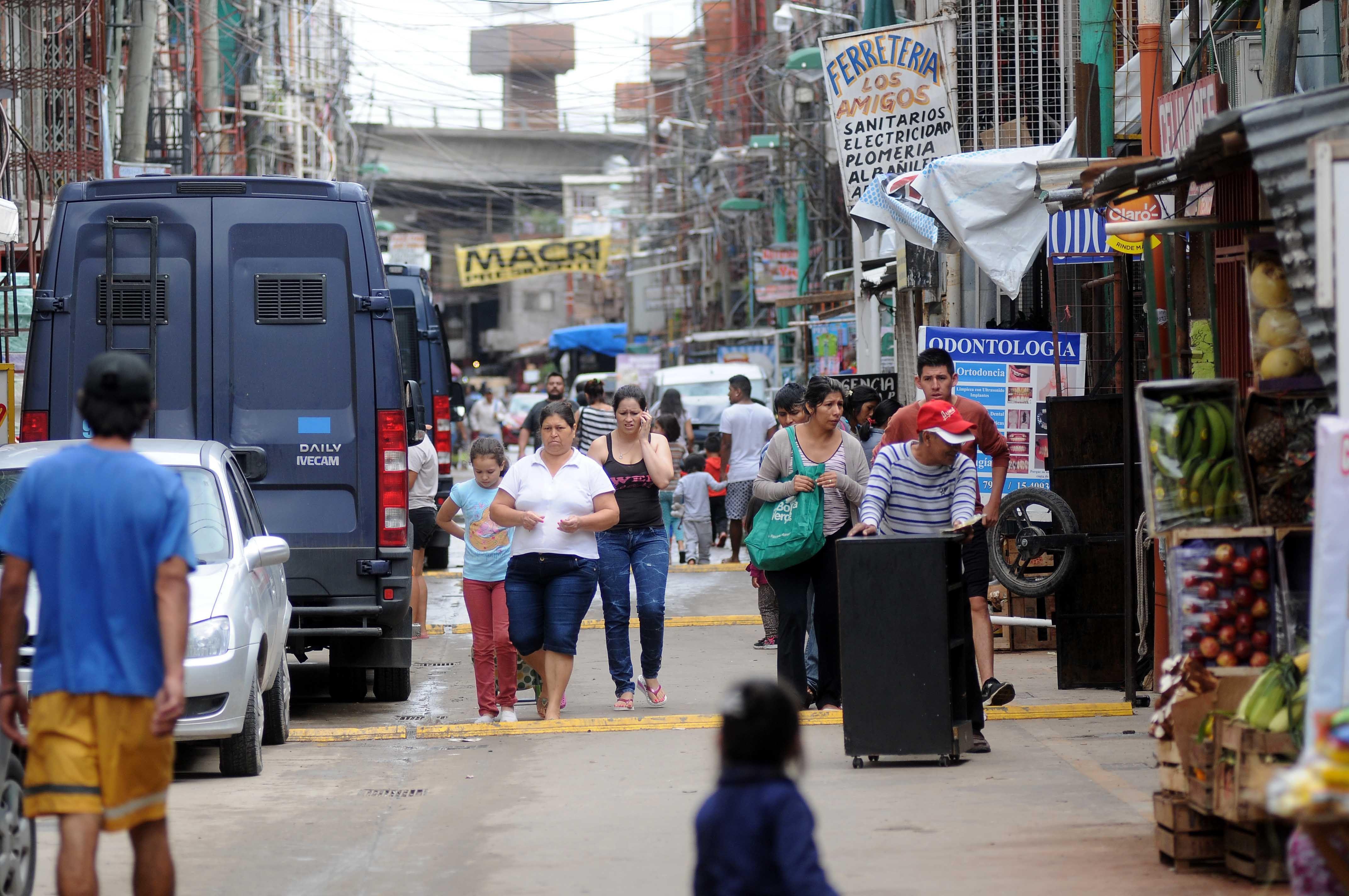 Megaoperativo contra narcos en la villa 31de Retiro: hay 13 detenidos