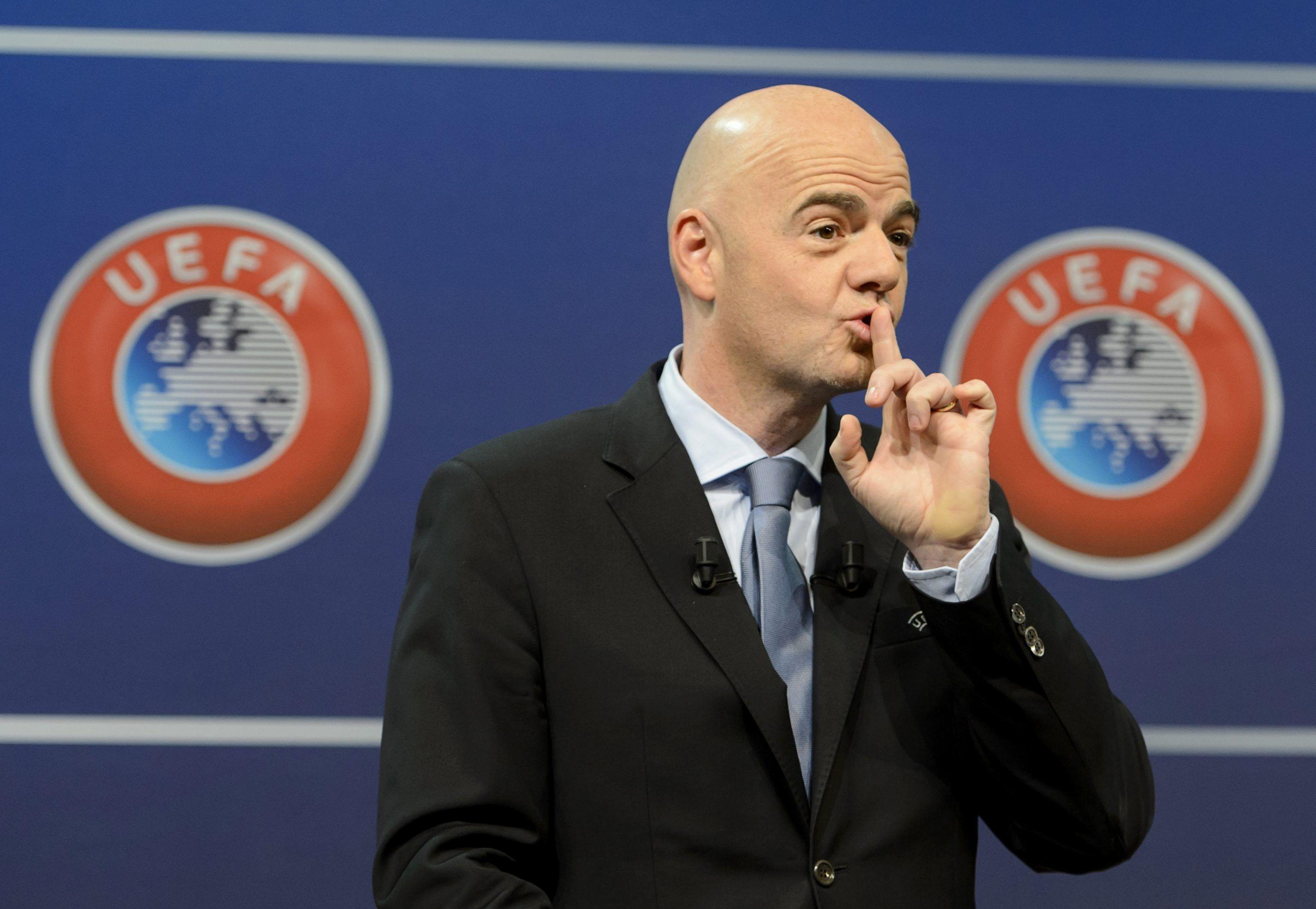 El suizo quiere patear el tablero dentro de nueve años