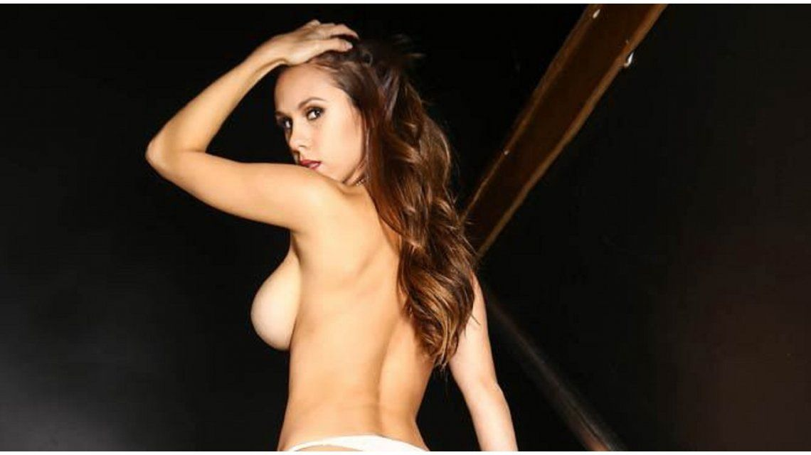 Barby Silenzi, desnuda en una producción hot: Con Francisco siempre tuvimos mucha piel