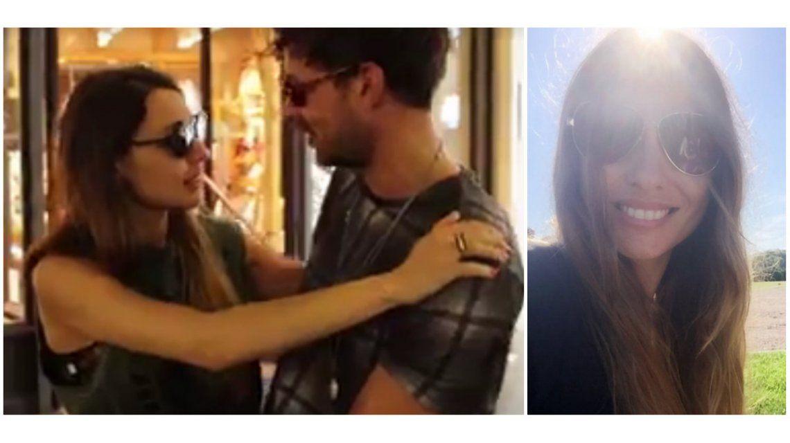 VIDEO: Pampita llamó por teléfono a una mujer que enamoró a Chano